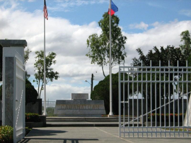 Pangatian War Memorial