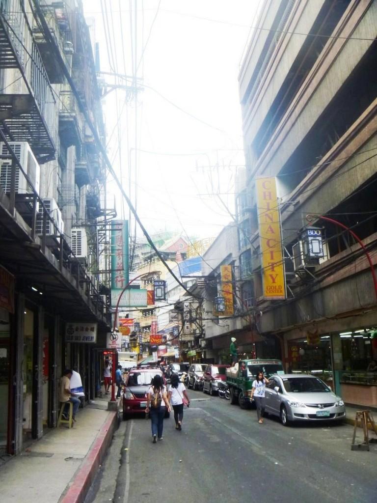 Ongpin Street