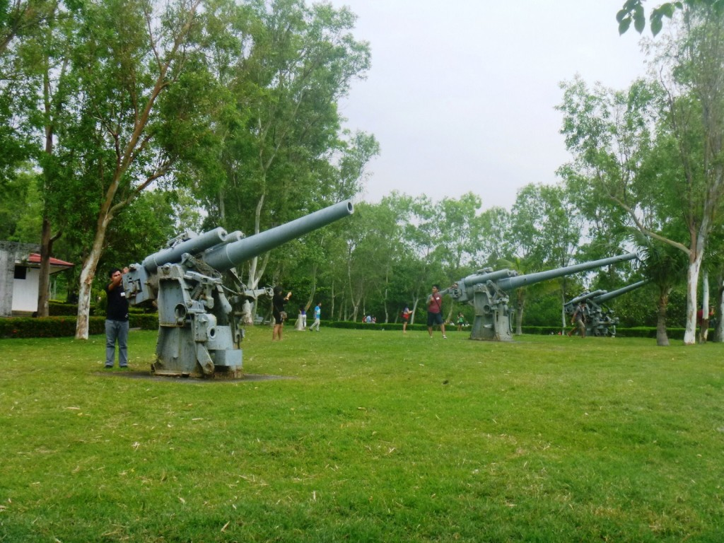 Japanese Anti-Aircraft Guns