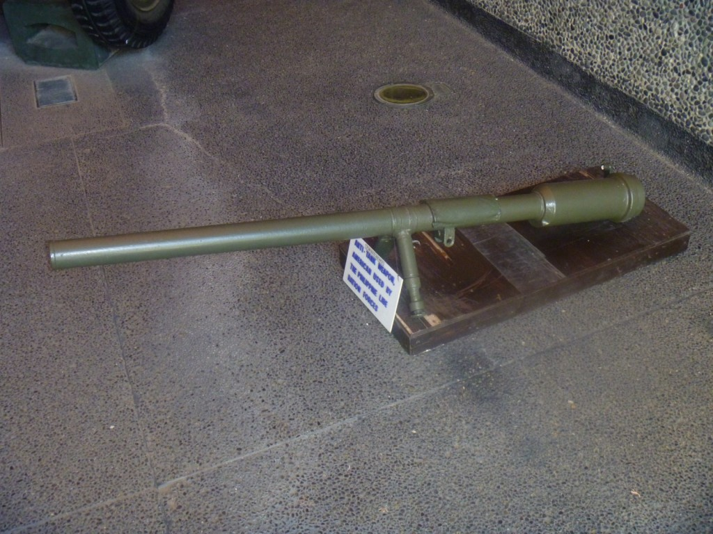 An anti-tank weapon