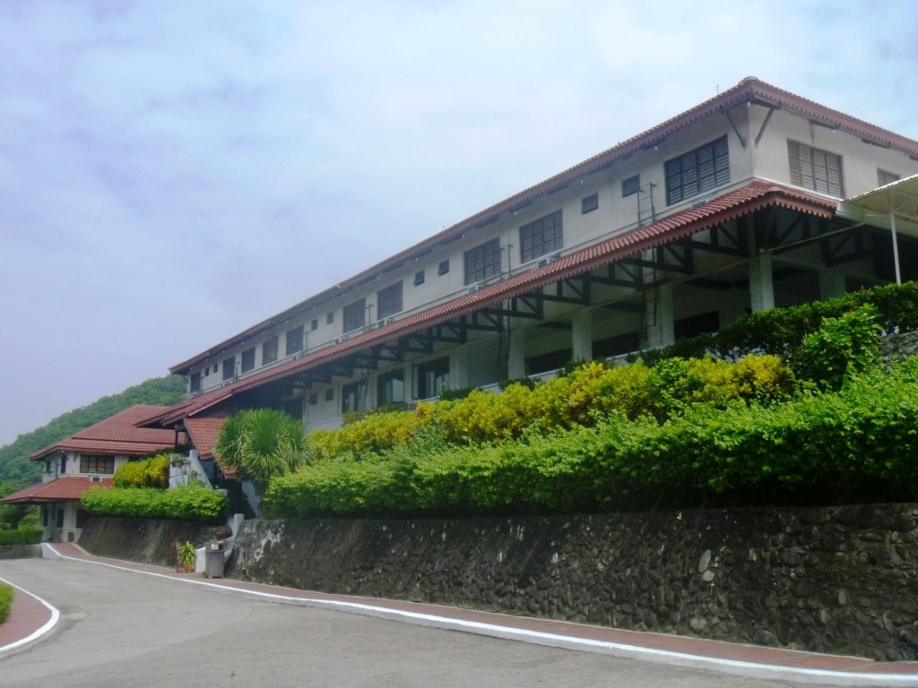 The 31-room Corregidor Inn - the best in the island