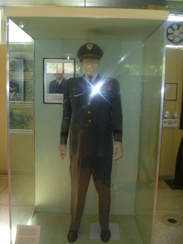 Gen. George M. Jones dress uniform