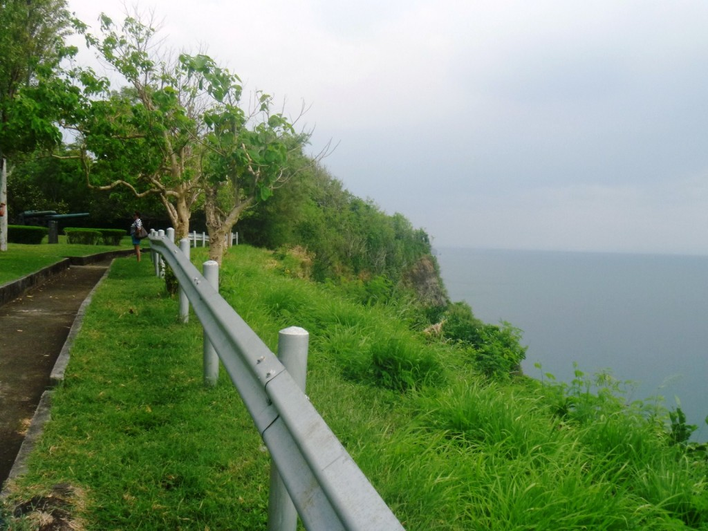 Japanese suicide cliff