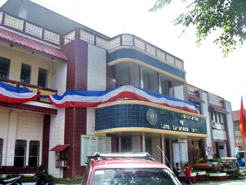 Labo Municipal Hall