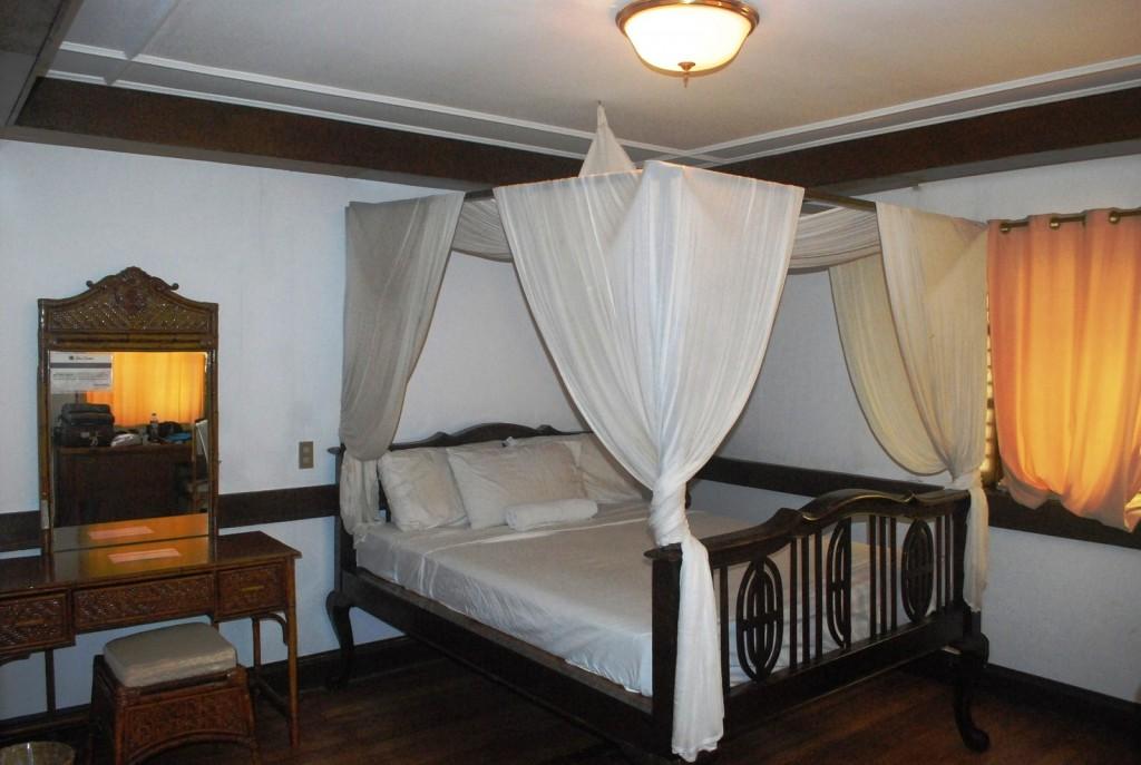The opulent suite
