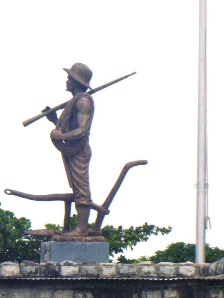 Statue of the Filipino Guerilla