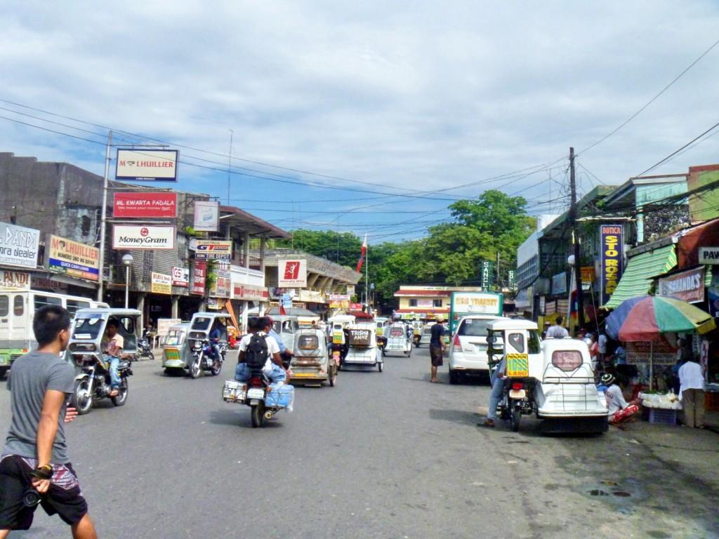 Labo town proper