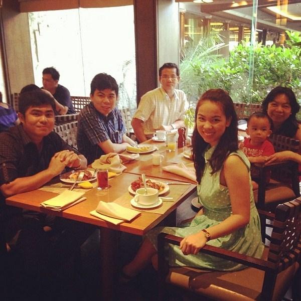 Breakfast at Basix Coffee Shop
