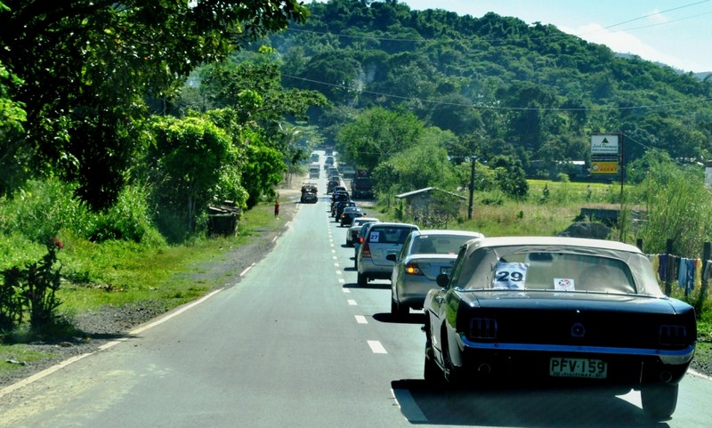 AAP Caravan at the Manila East Road in Rizal