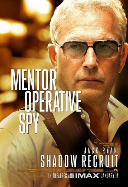Kevin Costner as William Harper