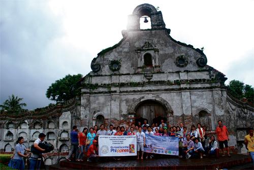 AAP Caravan in Nagcarlan (Laguna)