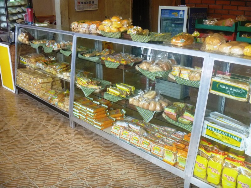 An array of specialty breads
