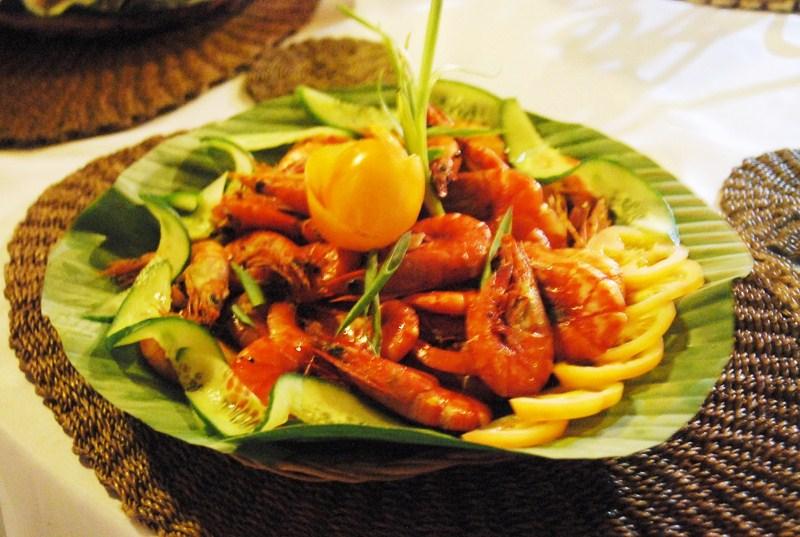 Binaba (freshwater shrimps)