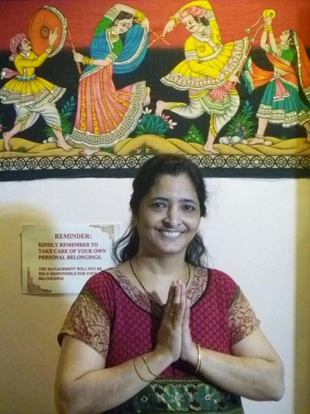 Ms. Komal Khanchandani