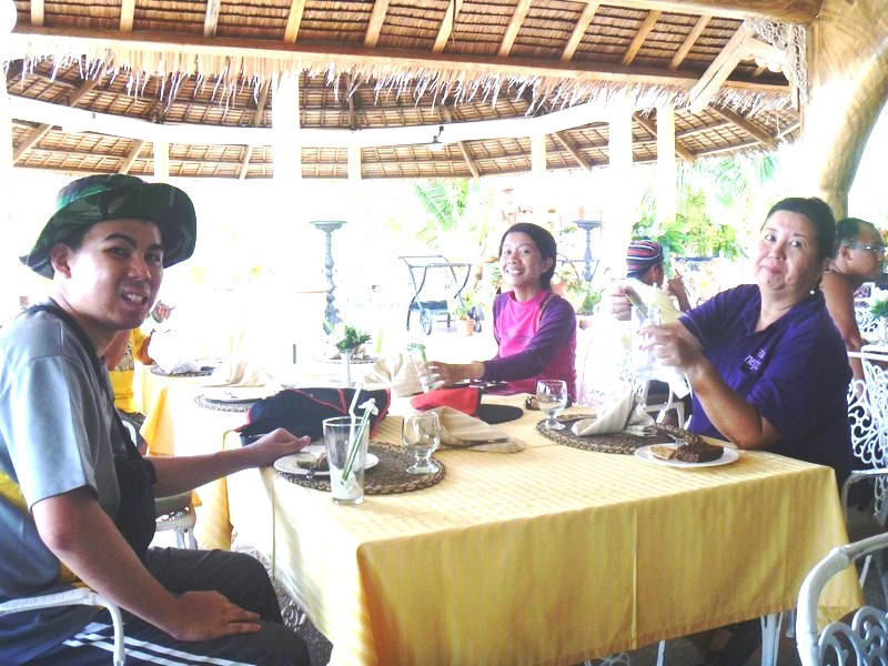 Merienda at Cocco Beach Bar & Restaurant