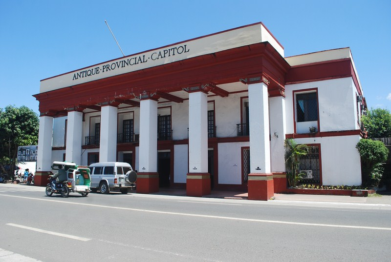 Museo Antiqueno (Old Provincial Capitol Building)