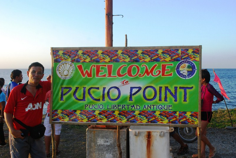 Pucio Point