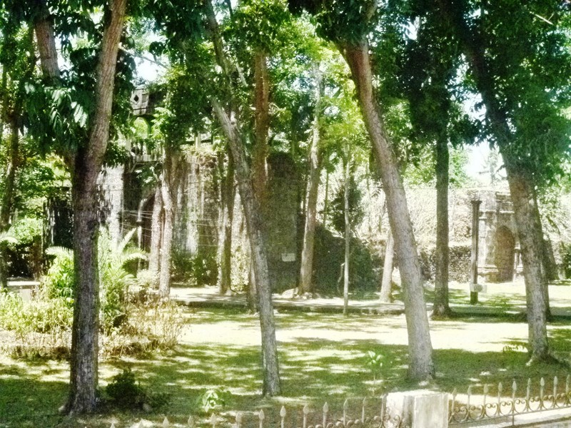 San Pedro Church Ruins