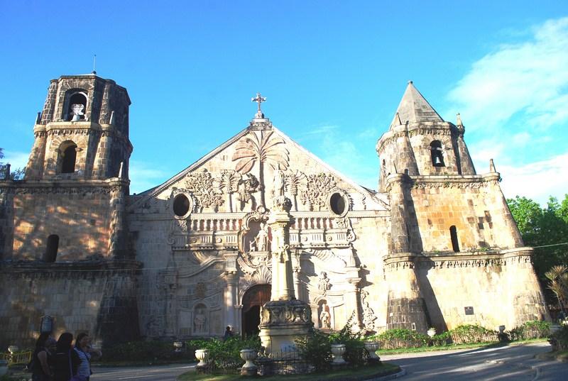 The Church of St. Thomas of Villanueva