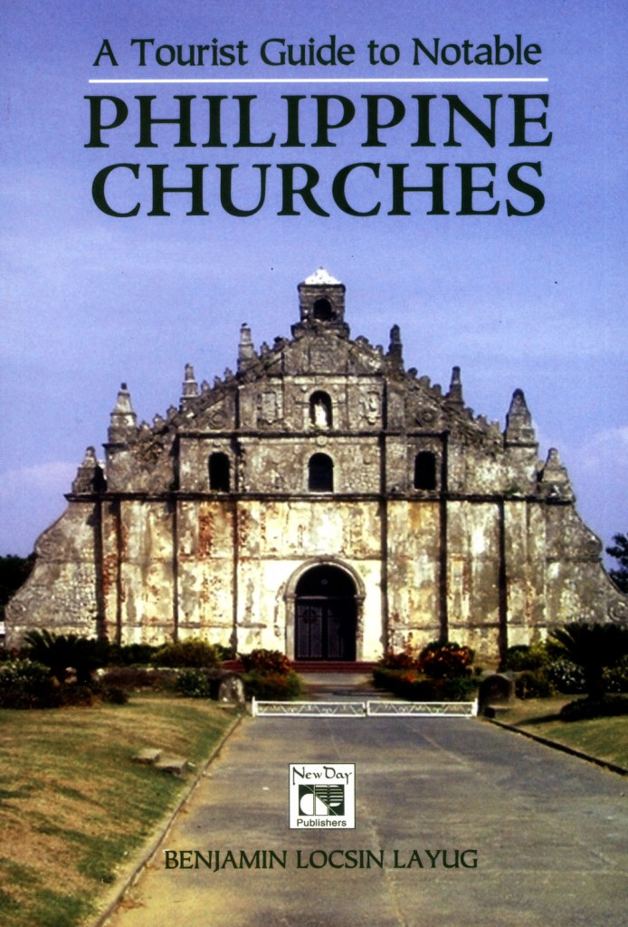 A love for churches awakened by my visit to Taal town inspired me to write this book