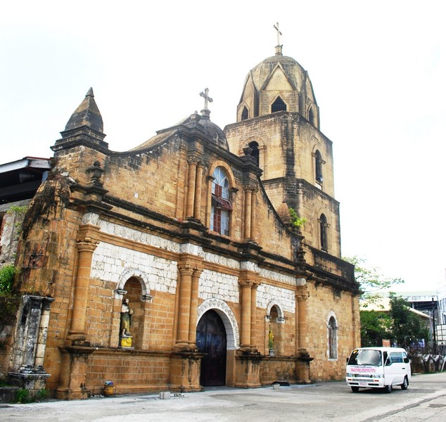 The gorgeous Church of St. Nicolas of Tolentino