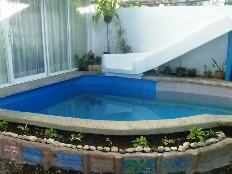 The mini pool
