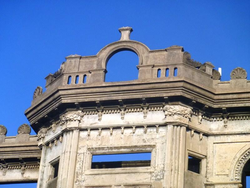 Belvedere detail