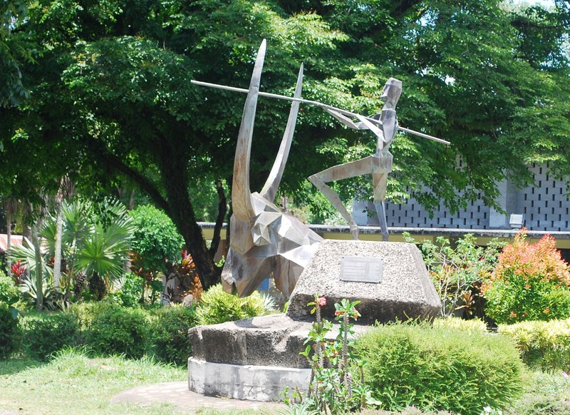 The Carabao Sundial