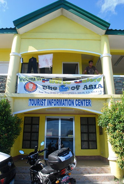 Puerto Galera Tourist Information Center