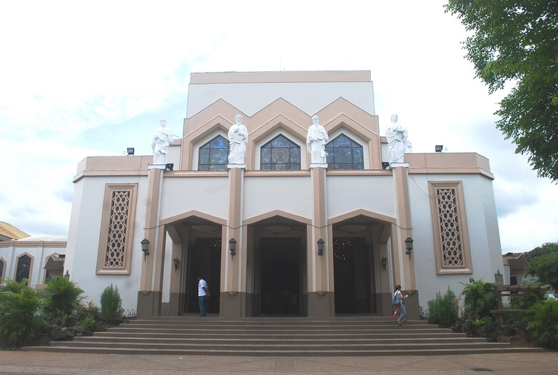 Cathedral of the Immaculate Conception National Shrine of Our Lady of Peace and Good Voyage of Antipolo