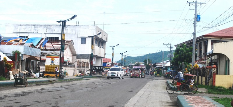 Palo town 8 months after Typhoon Yolanda