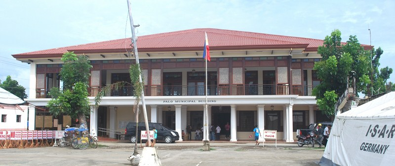 Palo Municipal Hall