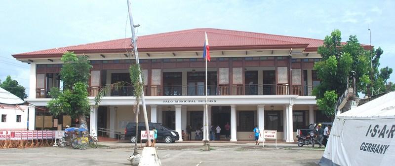 Palo Municipal Hall