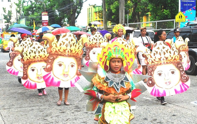 The Sto. Nino de Leyte is a favorite theme