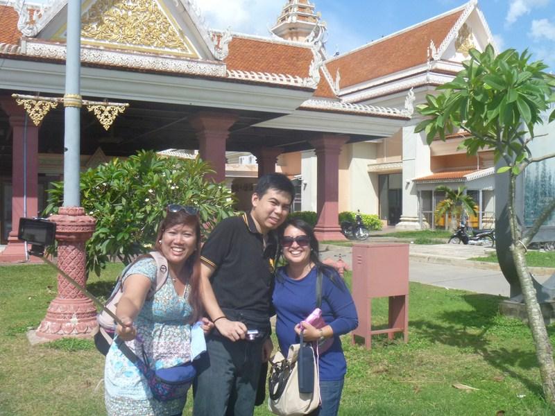 Bavet Border Gate (Cambodia)