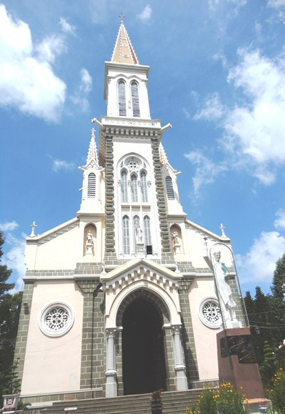 Huyen Sy Church