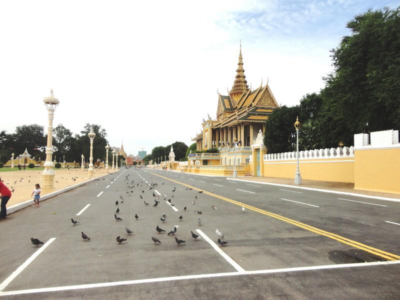 Preah Sothearos Boulevard