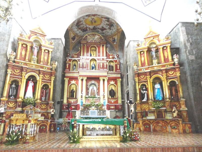 The 3 impressive retablos