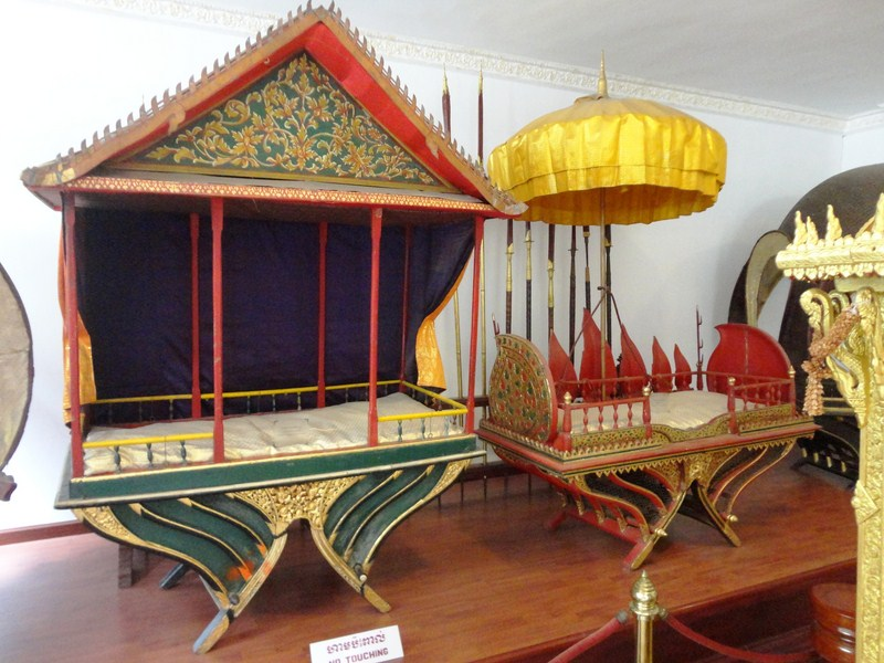The Showroom of Royal Palanquins and Bossabok