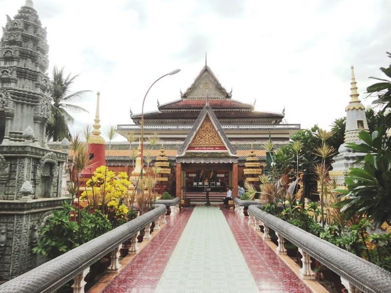 Wat Preah Prohmreath Pagoda