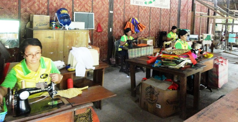 Crafts and Livelihood Section