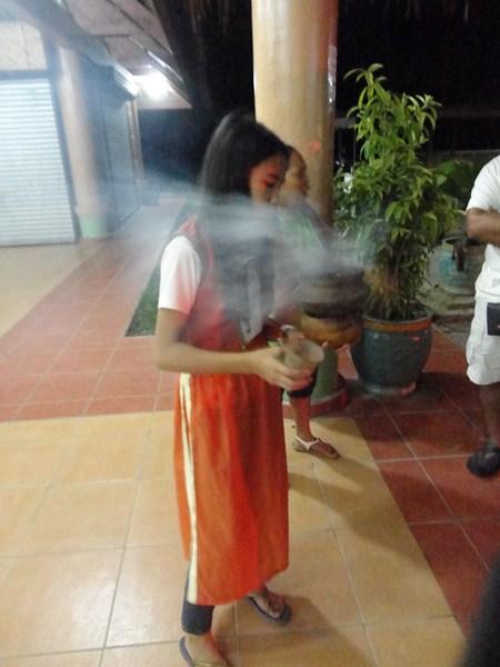 The palina ritual