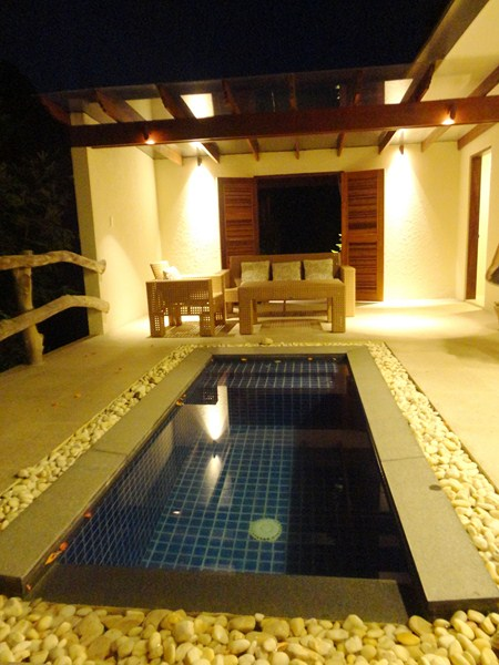 Dipping pool at 1-Bedroom Villa