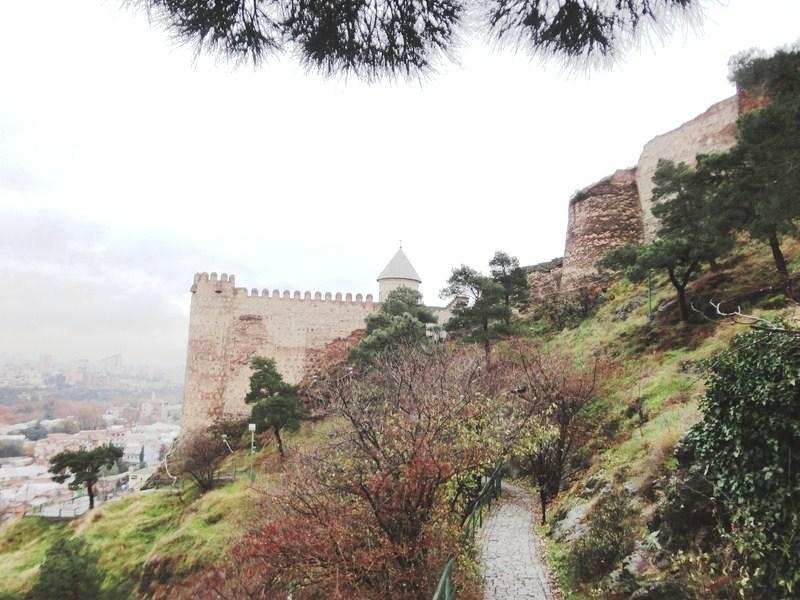 Narikala Fortress