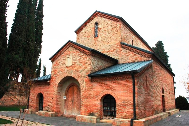 The monastery church