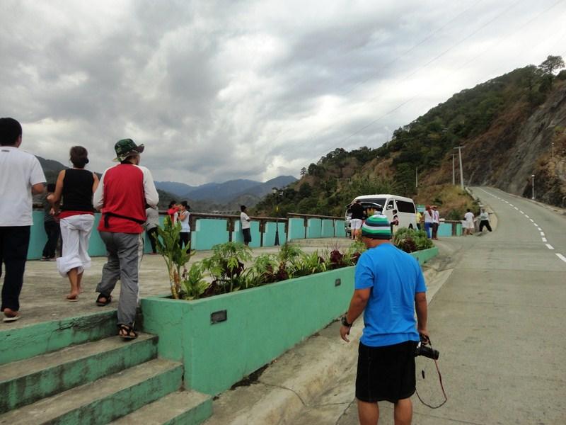 Ambuklao View Deck