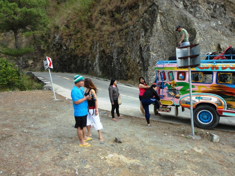 Drive Back to Baguio City (12)