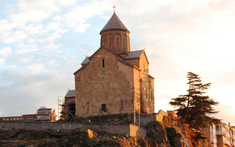 Metekhi Church of the Assumption