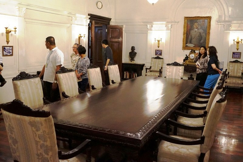 Quirino Council of State Room