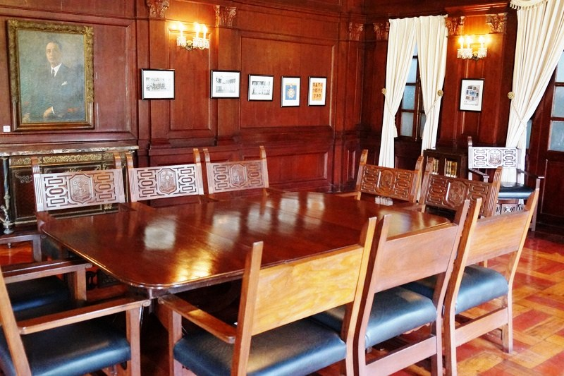 The Roxas Cabinet Room